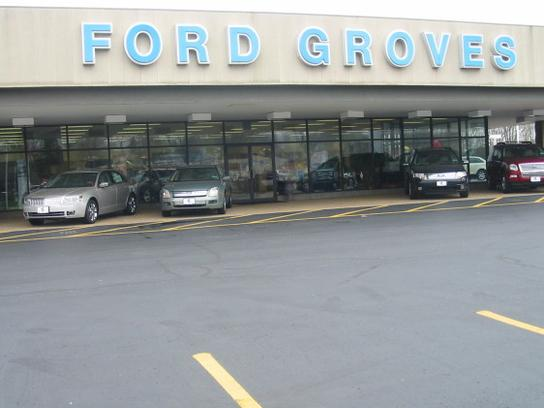 Ford Groves Lincoln Car Dealership In Cape Girardeau Mo 63701