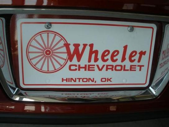Wheeler Chevrolet Car Dealership In Hinton Ok 73047 Kelley Blue Book