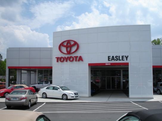 Amazing Toyota Of Easley Car Dealership In EASLEY, SC 29640 3873 | Kelley Blue Book