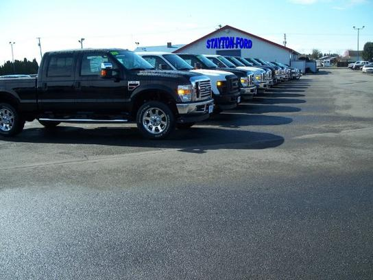 Hillyers Stayton Ford