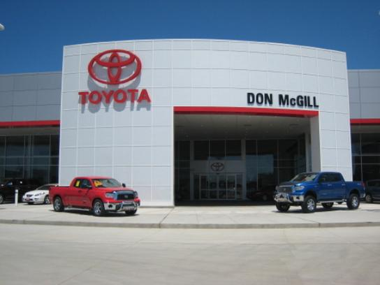 Marvelous Don McGill Toyota