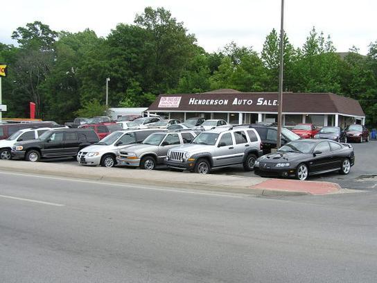 Henderson Auto Sales car dealership in Poplar Bluff, MO