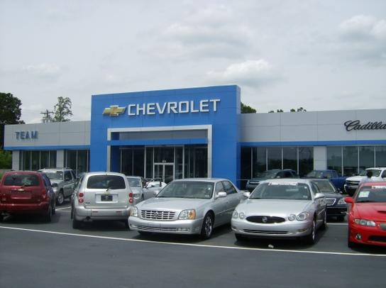 Team Chevrolet Cadillac Buick GMC Car Dealership In Salisbury NC - Buick dealers in nc