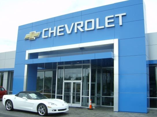 Team Chevrolet Salisbury Nc >> Team Chevrolet Cadillac Buick GMC car dealership in ...