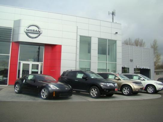 Campbell Nissan VW of Edmonds 1
