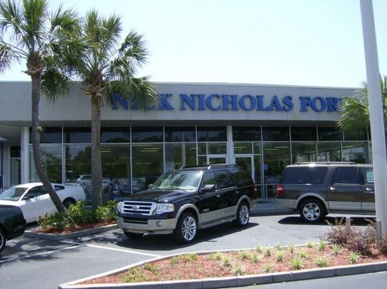 Nick Nicholas Ford Inverness >> Nick Nicholas Ford Car Dealership In Inverness Fl 34453 3731