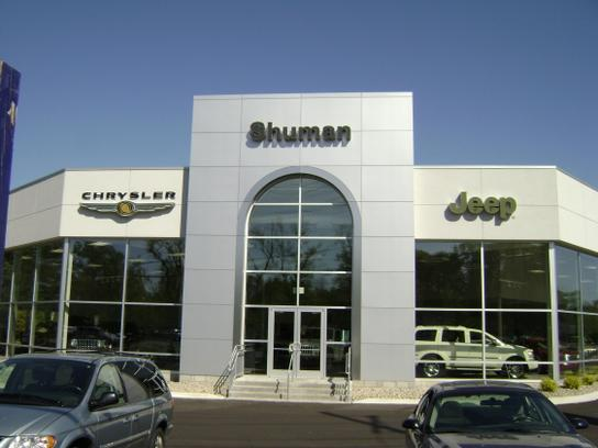 Shuman Chrysler Dodge Jeep Ram 1