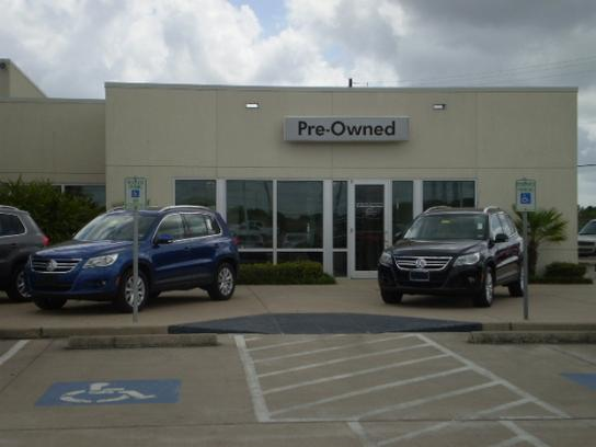 Momentum Volkswagen Of Clear Lake Car Dealership In