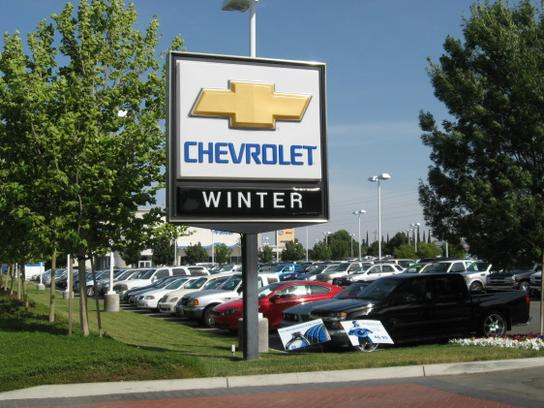 Winter Chevrolet Honda