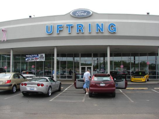 Ford Dealership Peoria Il >> Uftring Automall Car Dealership In East Peoria Il 61611