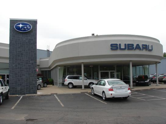 Uftring Automall car dealership in East Peoria, IL 61611 ...