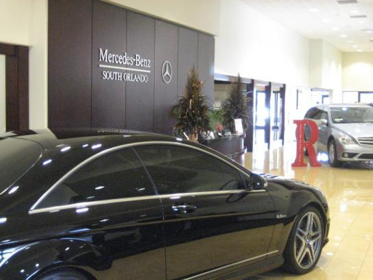 Mercedes Benz Of South Orlando Car Dealership In Orlando, FL 32839 2427 |  Kelley Blue Book