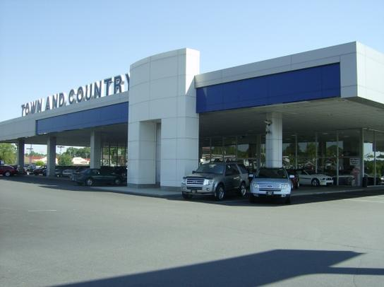 Town & Country Ford >> Town Country Ford Car Dealership In Charlotte Nc 28212 Kelley