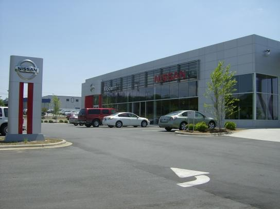 Modern Nissan Of Concord Car Dealership In Concord, NC 28027 | Kelley Blue  Book