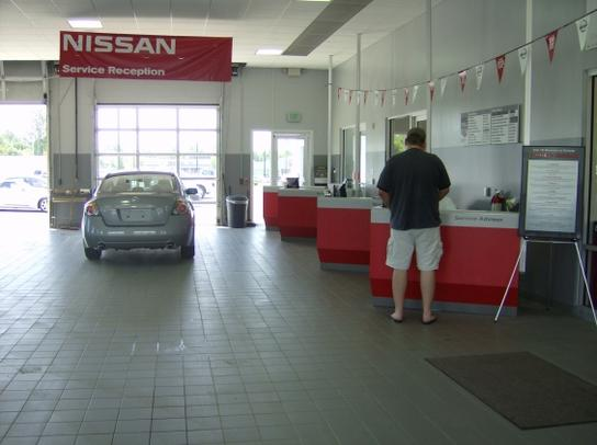 High Quality Modern Nissan Of Concord Car Dealership In Concord, NC 28027 | Kelley Blue  Book