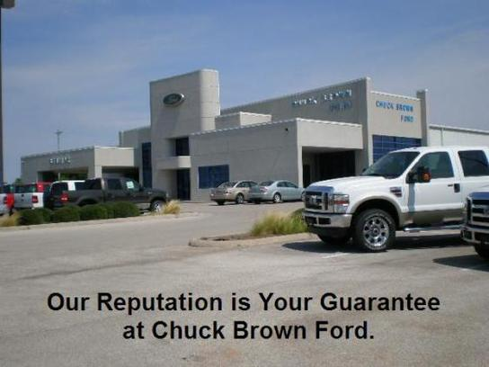 Chuck Brown Ford