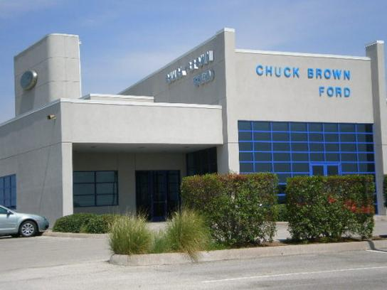 Chuck Brown Ford 1
