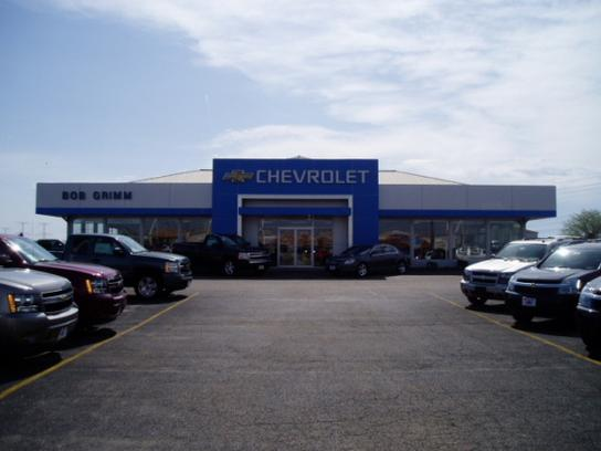 Bob Grimm Chevrolet >> Bob Grimm Chevrolet Car Dealership In Morton Il 61550