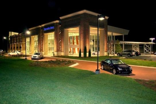 Mercedes-Benz of South Charlotte 1