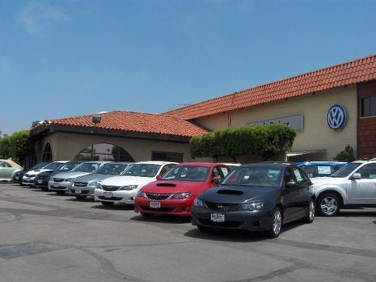 Bob Baker Volkswagen Subaru Car Dealership In Carlsbad Ca 92008