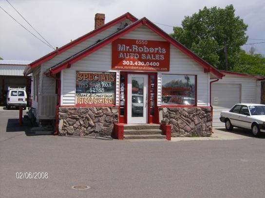 Mr Roberts Auto Sales Car Dealership In Denver Co 80221 Kelley