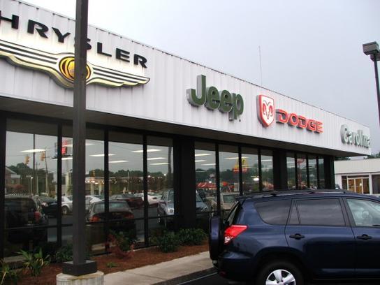 Carolina Chrysler Jeep Dodge RAM 1 Carolina Chrysler Jeep Dodge RAM 2 ...