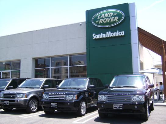 Hornburg Jaguar Land Rover Santa Monica