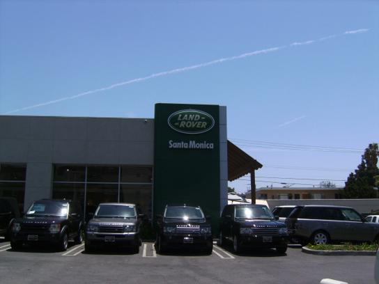 Land Rover Santa Monica >> Hornburg Jaguar Land Rover Santa Monica Car Dealership In