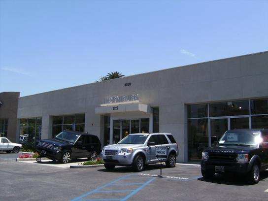 Hornburg Jaguar Land Rover Santa Monica 3