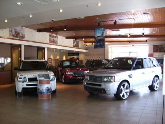 Hornburg Land Rover >> Hornburg Jaguar Land Rover Santa Monica Car Dealership In Santa