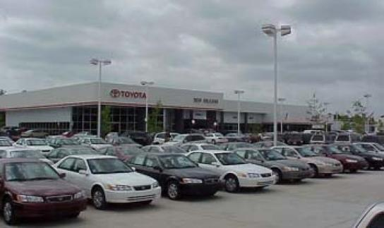 Toyota of New Orleans 2