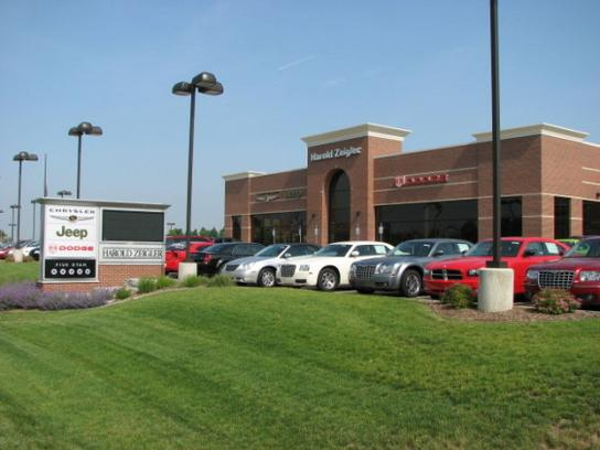 Harold Zeigler Chrysler Dodge Jeep RAM FIAT 1