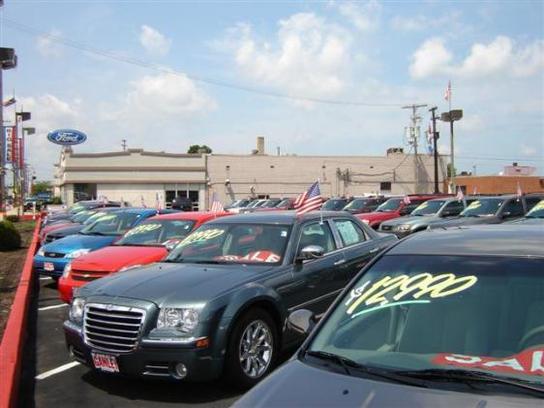 Ganley Ford West Car Dealership In Cleveland Oh 44111 Kelley Blue Book