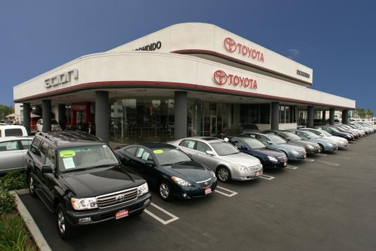 Car Dealership Ratings And Reviews Toyota Escondido In Ca 92026 3078 Kelley Blue Book