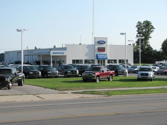 reineke tiffin ford lincoln car dealership in tiffin, oh 44883