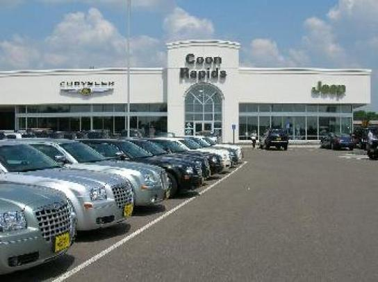Coon Rapids Jeep >> Coon Rapids Chrysler Dodge Jeep Ram Car Dealership In Coon