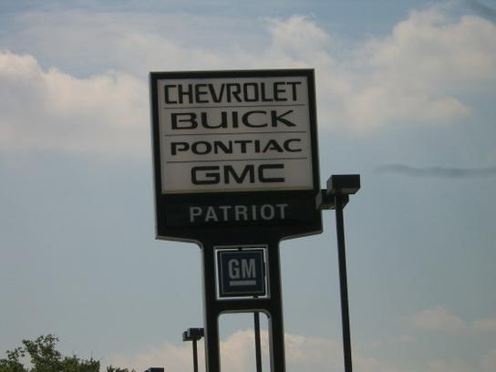 Patriot Chevrolet Buick GMC 2