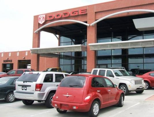 Baxter Chrysler Dodge Jeep Ram West Dodge 1