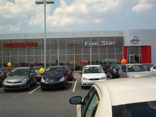 Five Star Nissan Warner Robins Ga >> Five Star Nissan Of Warner Robins Car Dealership In Warner