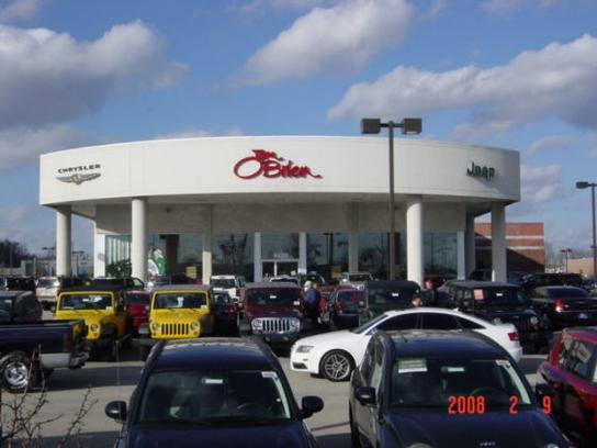Tom O Brien Jeep >> Tom O Brien Chrysler Jeep Dodge Ram Indianapolis Car