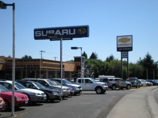 Jim Doran Auto Center Subaru 3
