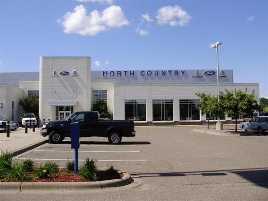 North Country Ford >> North Country Ford Lincoln Car Dealership In Coon Rapids Mn