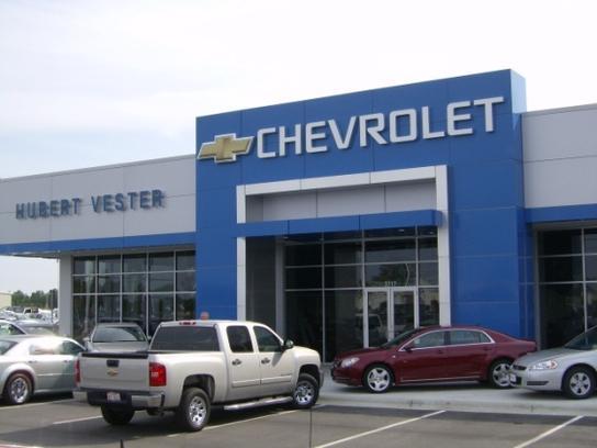 Hubert Vester Chevrolet