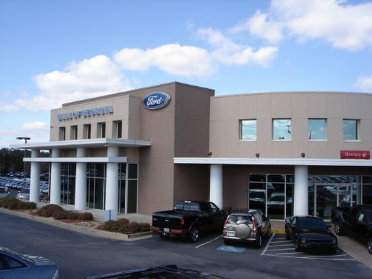 Mall of Georgia Ford 1
