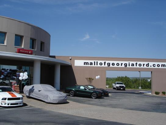 Mall of Georgia Ford 3