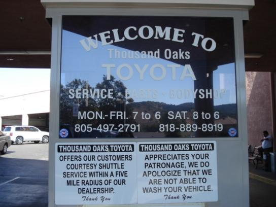 Thousand Oaks Toyota Car Dealership In Thousand Oaks, CA 91362 | Kelley  Blue Book