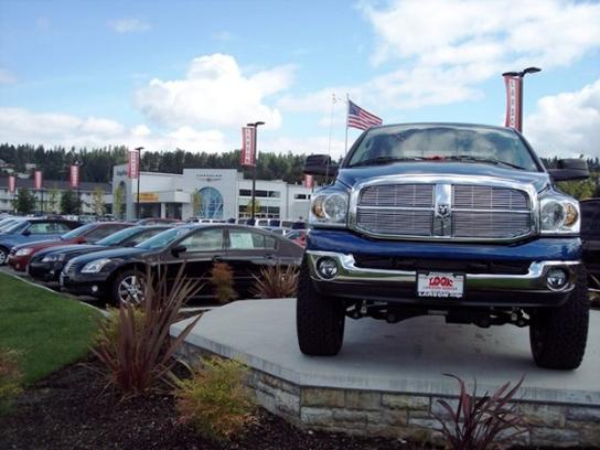 Larson Chrysler Jeep Dodge Ram Of Puyallup Car Dealership In Puyallup, WA  98371 | Kelley Blue Book