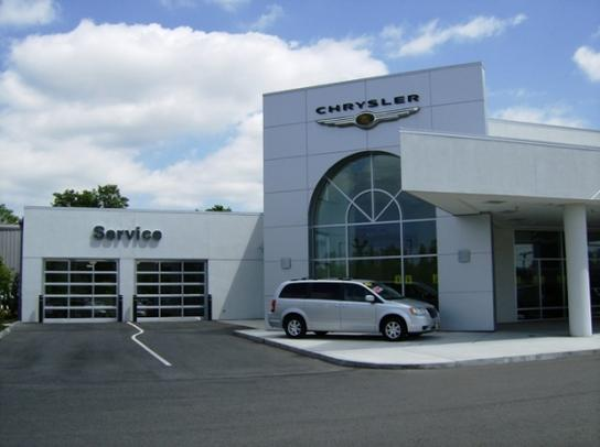 Larson Chrysler Jeep Dodge Ram of Puyallup 1