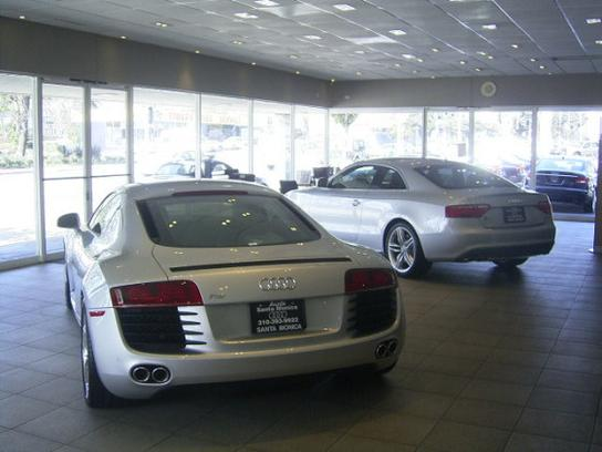 Santa monica audi dealership