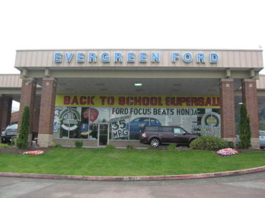Evergreen Ford Lincoln Car Dealership In Issaquah Wa 98027 Kelley Blue Book